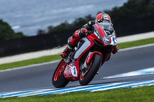 Supersport: MV Agusta squalificata da Phillip Island