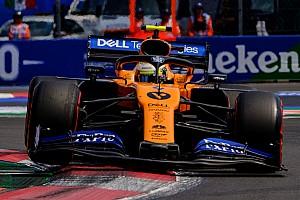 McLaren no espera un avance tan grande en 2020 como en 2019
