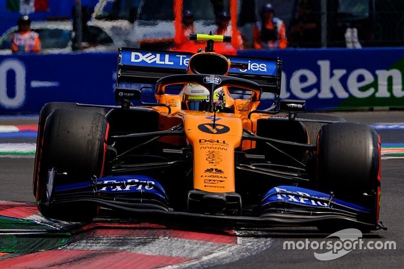 McLaren busca crescimento, mas não espera evolução como a de 2019