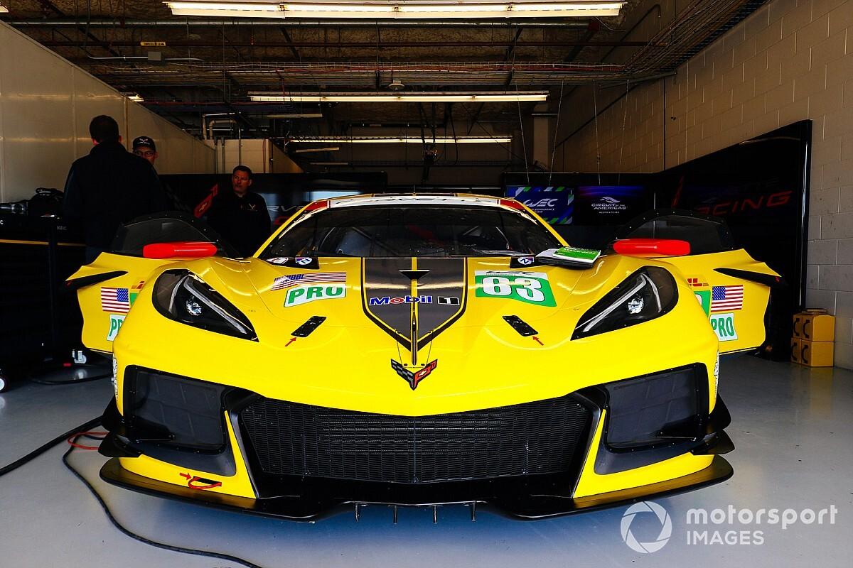 Corvette Racing wycofany z Le Mans