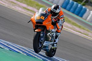 Bendsneyder zet 'flinke stap' tijdens test in Jerez