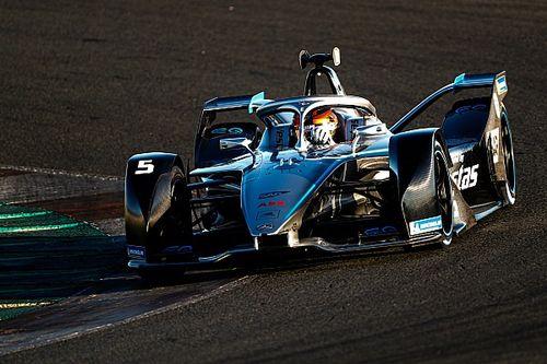 Vandoorne vence corrida simulada e Frijns lidera treinos