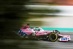 """Sainz non si fida della Racing Point: """"Nei test si sono nascosti"""""""