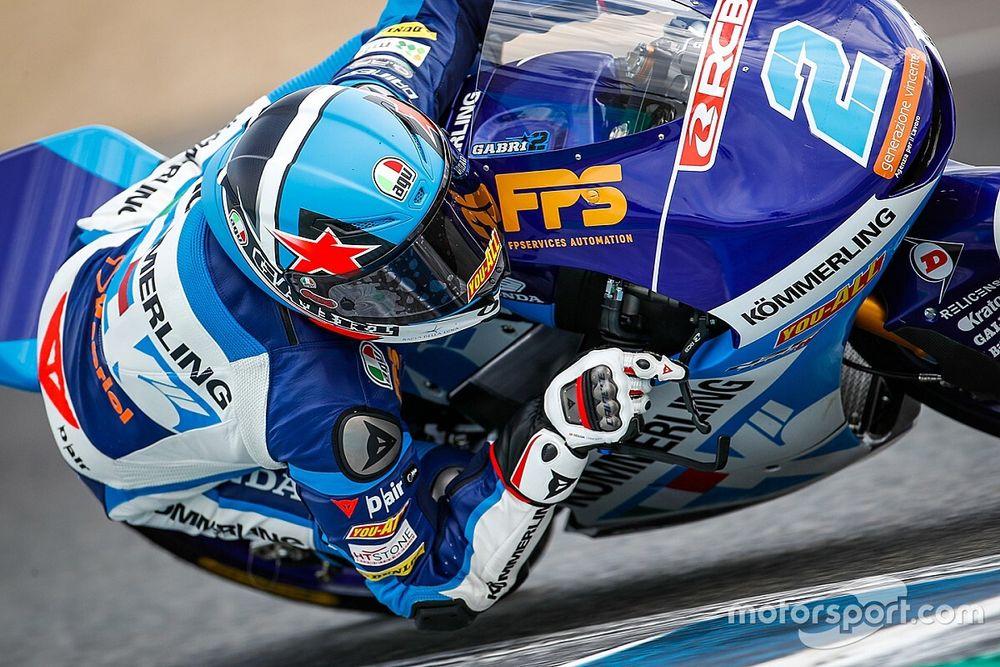 Moto3, Jerez, Libere 1: Rodrigo da record, Migno quarto