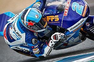 Moto3, Jerez, 1. antrenman: Rodrigo lider, Deniz 25.