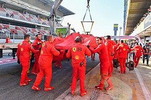 Bottas, de casi récord; Ferrari, con problemas en Barcelona