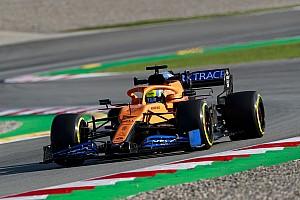 Świetny start McLarena