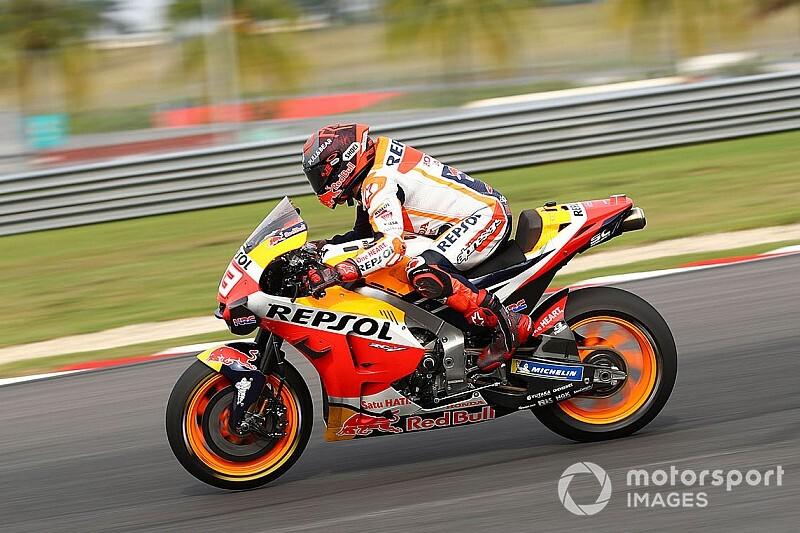 A Honda magához láncolja Marquezt