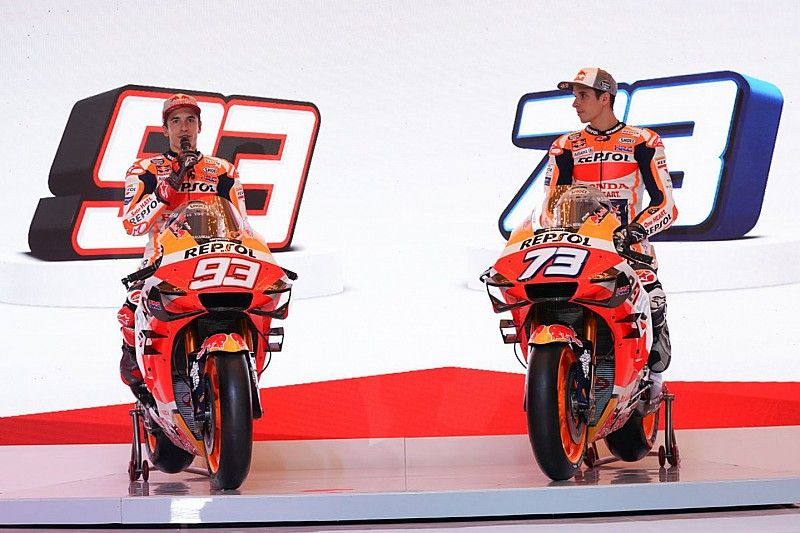 Bracia Marquez gotowi na MotoGP 2020