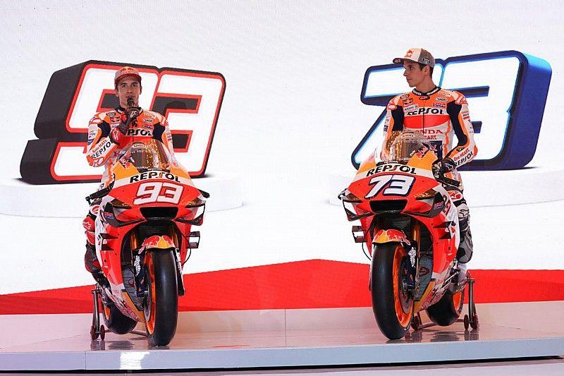 Factory Honda MotoGP team unveils 2020 livery