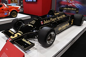 Revealed: Design secrets of the iconic Lotus 79