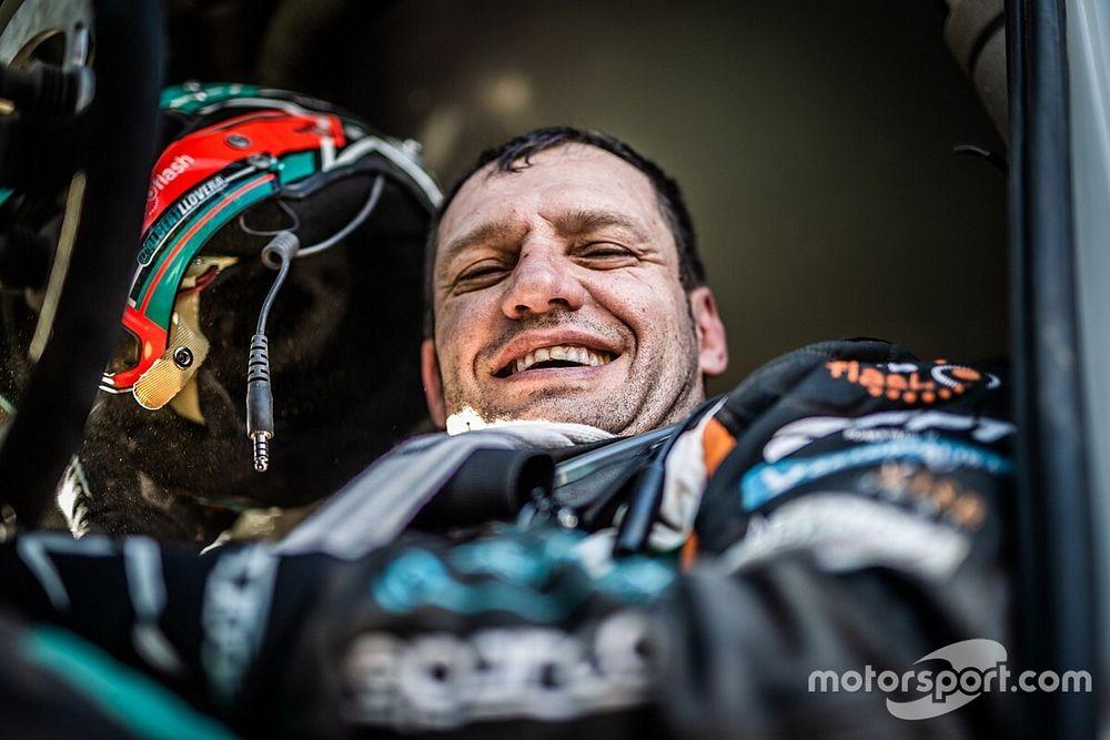 Albert Llovera no competirá en el Dakar 2021