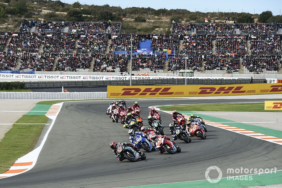 TV: Confira os horários e como assistir o GP da Europa da MotoGP, em Valência