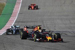 Verstappen tira de ironía sobre el rendimiento de Ferrari en Austin