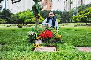 Senna: nel cimitero di Morumbi Ayrton è... vivo
