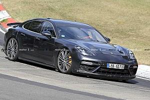 Remek köridőt futhatott a Porsche Panamera Lion a Nürburgringen