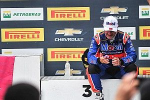 """Exausto"", Barrichello relata problemas no rádio durante corrida 2 em Cascavel"