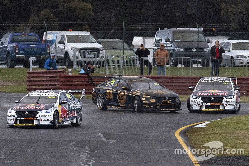 De Pasquale penalty was wrong, admits Supercars DSA