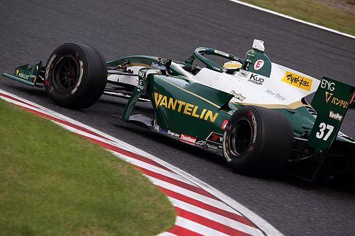 Suzuka Super Formula: Cassidy wins title in tense finale