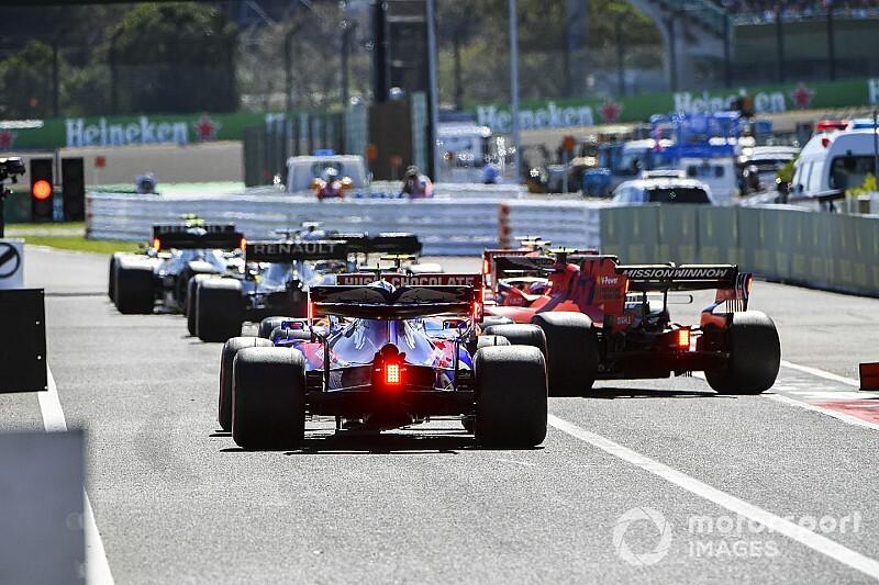 Формула 1 изменила результаты Гран При Японии из-за сбоя в электронике