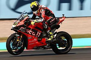 Bautista, a acabar de la mejor manera su corta pero intensa aventura en Ducati