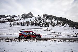 VIDEO: WRC Rally Monte Carlo: Hoogtepunten SS12-14