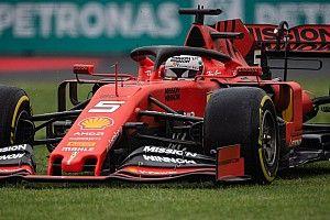 """Vettel: """"Favori yok"""""""