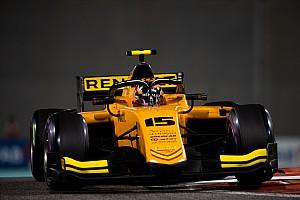 Эйткен нацелился на титул чемпиона Формулы 2