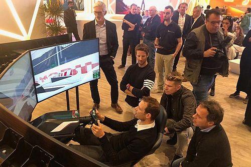 "Grosjean: ""Circuitontwerper Wurz waardeert feedback coureurs"""