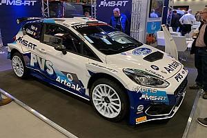 WRC3: ecco la livrea della Fiesta R5 di Pedro e Baldaccini
