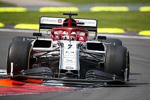Räikkönen a Magyar Nagydíj óta nem volt pontszerző