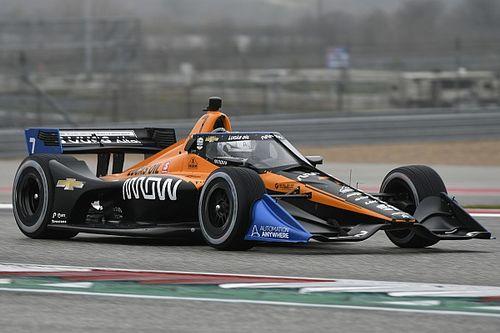 """Arrow McLaren : """"Une sacrée force"""" malgré l'inexpérience des pilotes"""