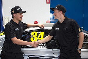 Young drivers to share MSR Supercars seat