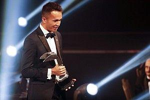 Premios Autosport: Albon es el novato del año