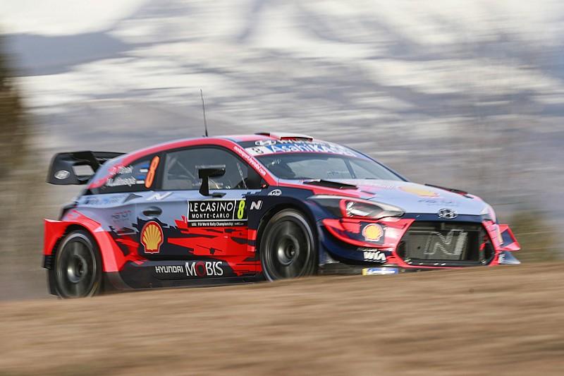 昨年王者タナクが大クラッシュ! 高速でコースオフ|WRC開幕戦