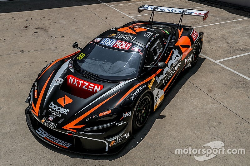Second McLaren Bathurst line-up confirmed