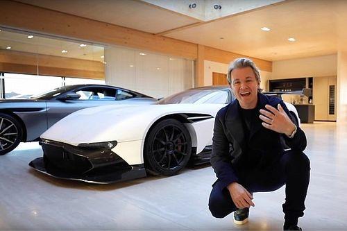 Aston Martin Valkyrie, a configurarla è Nico Rosberg