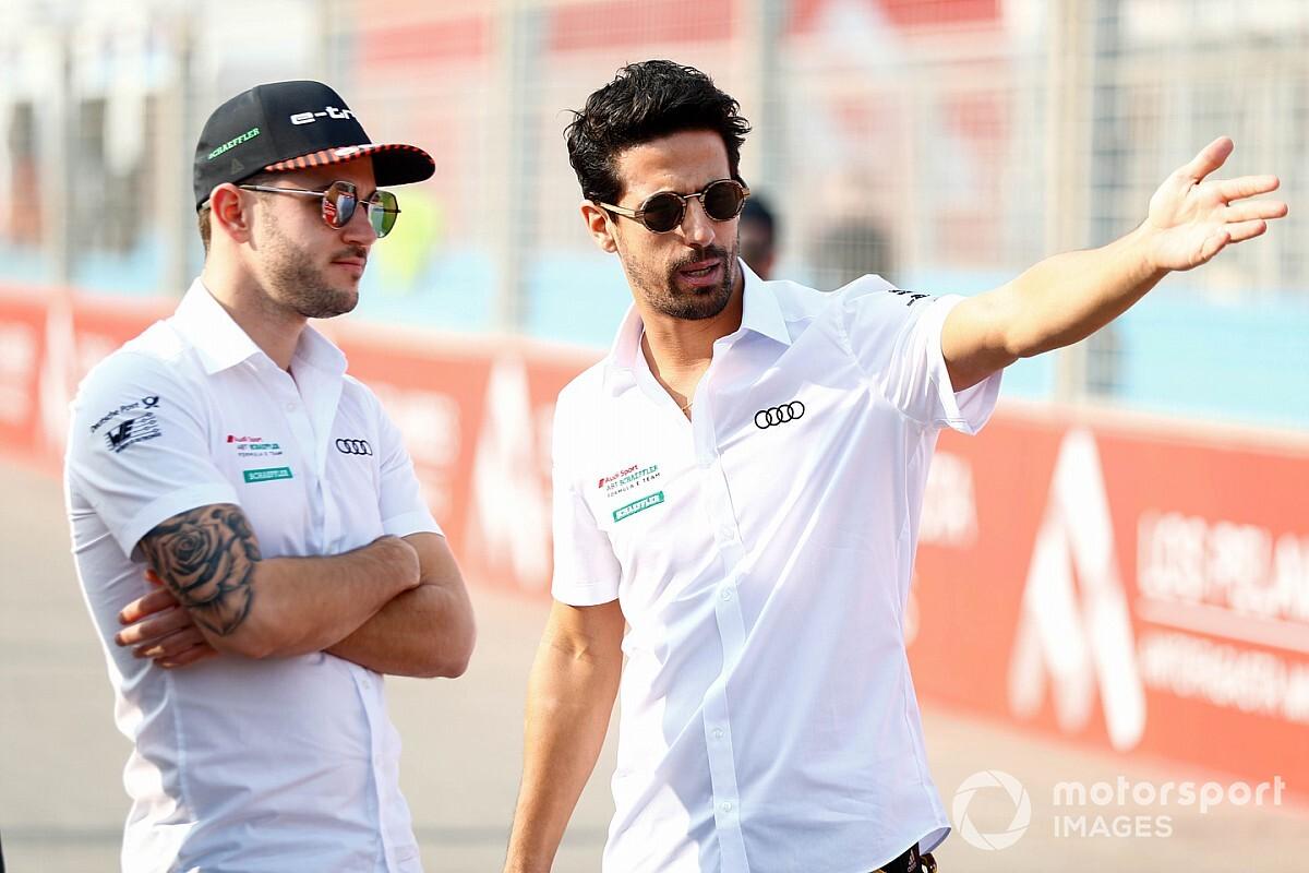 """Di Grassi: """"Abt, Formula E'de bir şansı daha hak ediyor"""""""