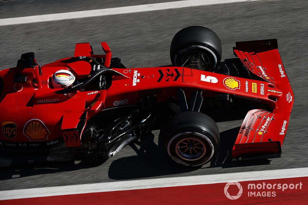 """Vettel: """"Yere basma gücünü arttırdık"""""""