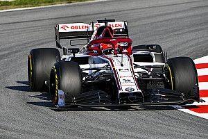 Barcelone, J4 - Kubica leader, Albon et Gasly au garage