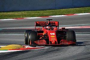En vivo: segunda jornada de test 2020 de F1