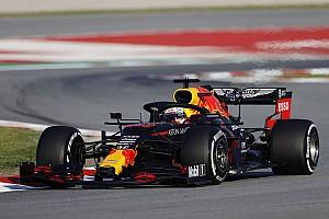 """Verstappen : """"La voiture est rapide partout"""""""