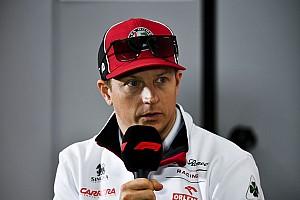 Raikkonen: Powrót do F1 nie jest trudny