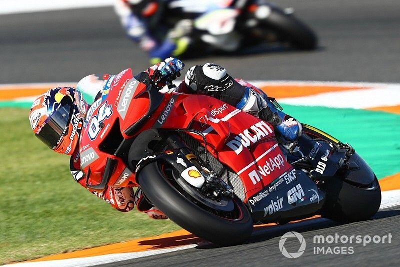 """Jerez un test """"plus important"""" pour valider le nouveau châssis Ducati"""