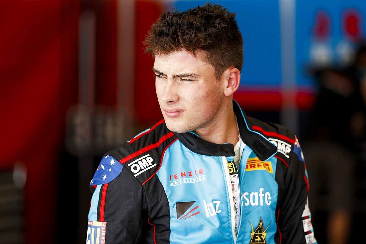 Jenzer re-signs young Aussie for FIA F3 campaign