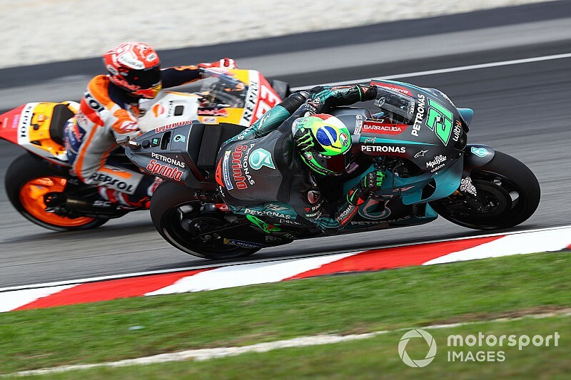 Morbidelli se rassure : un premier podium ce week-end ?