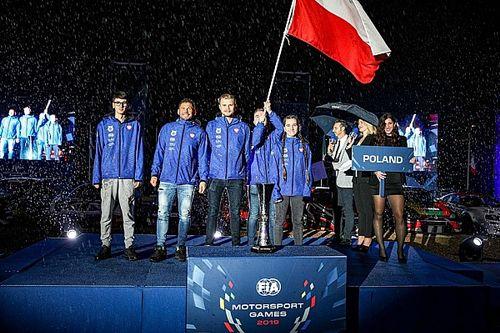 Team Poland w czołowej szóstce