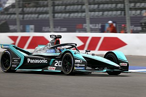 "Evans ""furious"" after Jaguar error leaves him last on grid"
