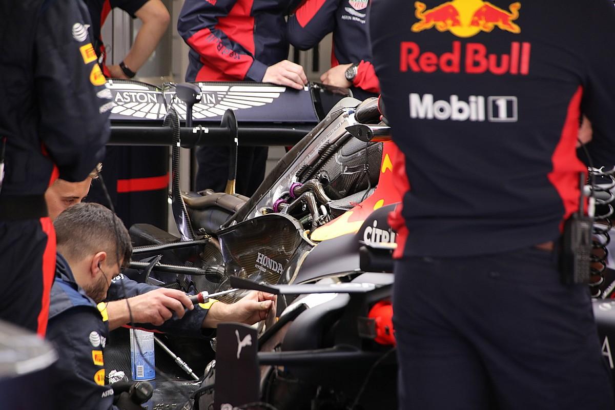 F1 2021: motori più pesanti di 5 kg e congelamenti