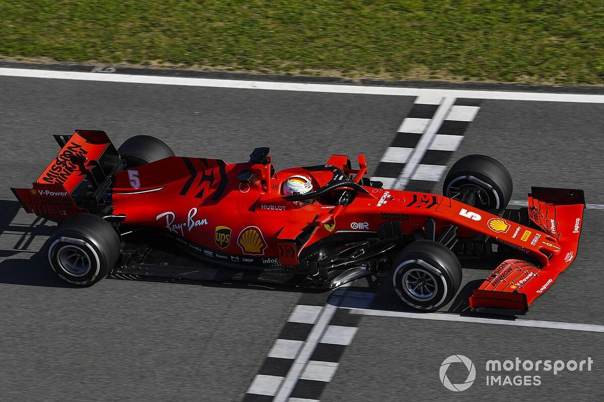 """Binotto: """"Ferrari heeft geen verstoppertje gespeeld tijdens test"""""""